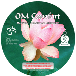 Om Comfort - Om Alone Binaural Beat CD / mp3 - graphic
